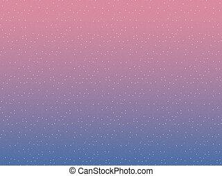 nuit, vector., ciel, space., fond, étoiles, cosmos, seamless, résumé, pattern.