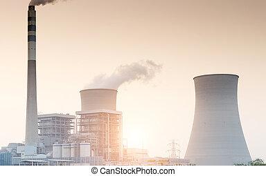 nukleárná energie
