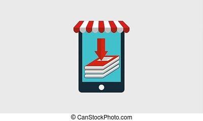 numérique, ebook, animation, ligne
