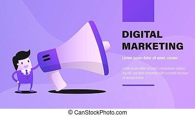 numérique, marketing.