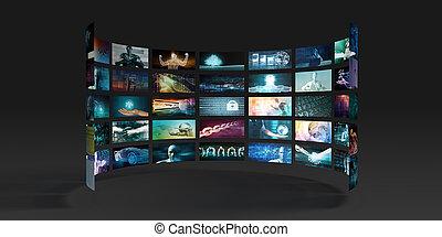 numérique, multimédia