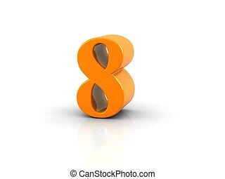 numéro 8