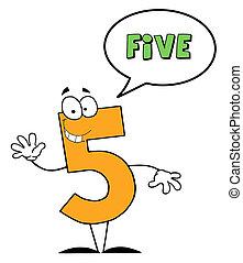 numéro cinq
