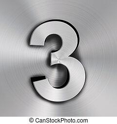 numéro trois