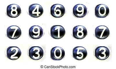 numéroter séquence