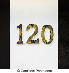 number 120