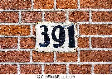 Number 391