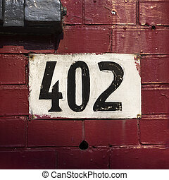 Number 402