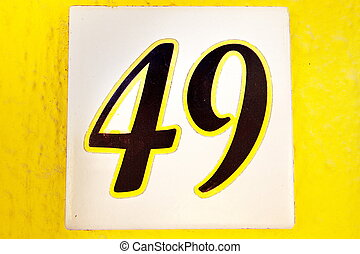 what number goes into 49