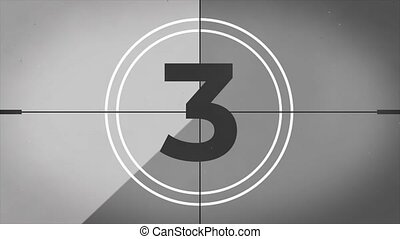 number., 5, compte rebours, 0, film