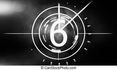 Number countdown