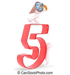number five 5 mathematics