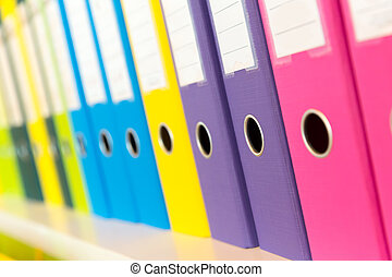 Number of folders