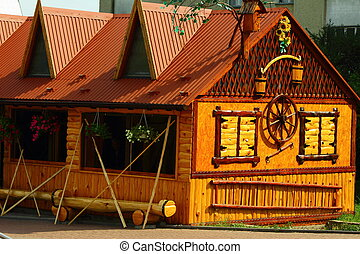 wooden houses - number of wooden houses in the Ukrainian ...