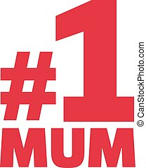 Number One Mum
