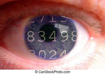 numbers - Symbol photo