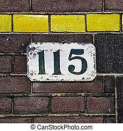 Numer 115