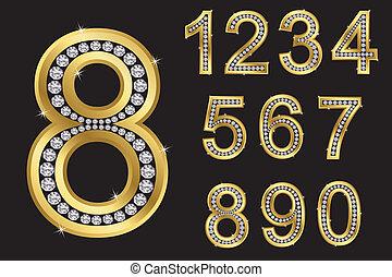 numero, set