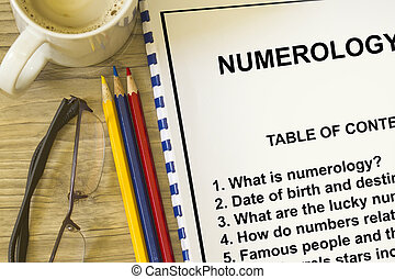 Numerology - How numerology affect destiny concept- with ...