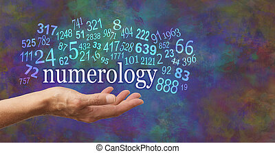 Numerology is in the palm of your hand
