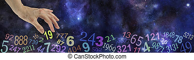 Numerology Space Website Banner