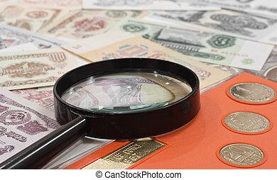 numismatic concept