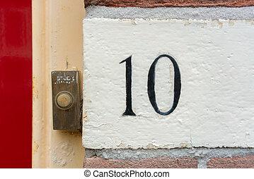 Nummber 10