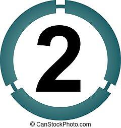 nummerer 2, moderne