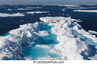 nunavut, (canadian, arctic)