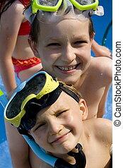nuotatori