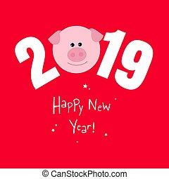 nuovo, 2019, scheda, anno