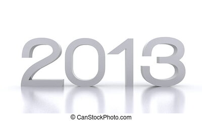 nuovo, anno,  2014
