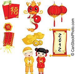 nuovo, cinese, anno