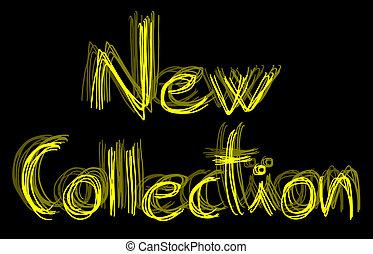 nuovo, collezione