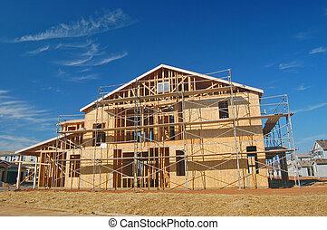 nuovo, costruzione