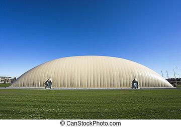 nuovo, cupola, sport