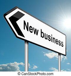 nuovo, direction., affari
