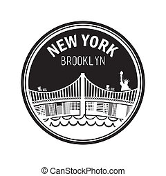 nuovo, disegno, york
