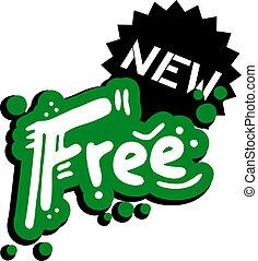 nuovo, libero