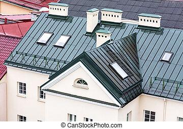 Camini casa tetto abbaino vecchio abbaino casa for Abbaino tetto prezzi