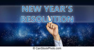 nuovo, risoluzione, anni