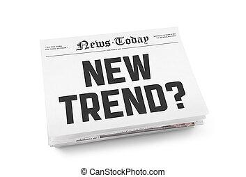 nuovo, trend?