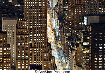 nuovo, viale, york, quinto, città
