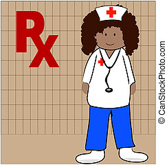 nurse able to give out prescriptions - nurse or pharmacist...