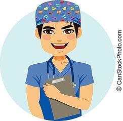 Nurse Man