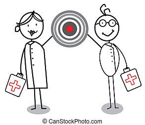 Nurse & Medical Doctor