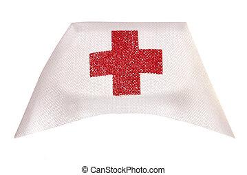 nurse medical hat