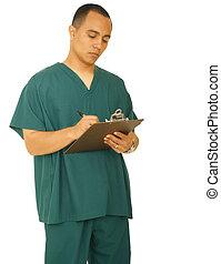 Nurse Thinking