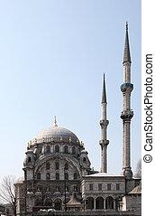 Nusretiye Mosque Istanbul