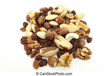 nut-fruit, miscela